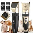 Quiet Mute Electric Trimmer Clipper Shaver Grooming Kit Set