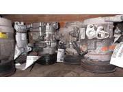 2006-2007 Volkswagen Rabbit AC Compressor 102K OEM