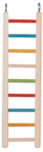 Paradise Toys 18-Inch Wood Cockatiel Ladder