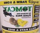3 PACK RAT BAIT MOUSE MICE POISON 9 Ounce TOMCAT D-CON