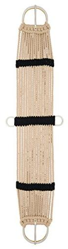 Weaver Leather Rayon 17 Strand Cinch, 36-Inch, White