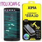 3x Premium Real  Screen Protector Guard Shield Film For LG
