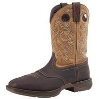 Rebel by Durango® Steel Toe Waterproof Western Boots,