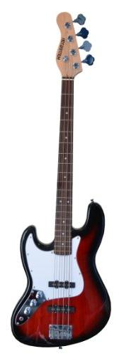 Huntington GB143J 4 String Jazz Style Electric Bass Guitar-