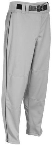 Rawlings Men's Relaxed Fit PP350MRP Piped Baseball Pant,