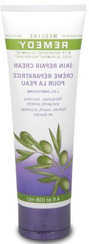Medline Remedy With Nourishing Olivamine Skin Repair Cream,