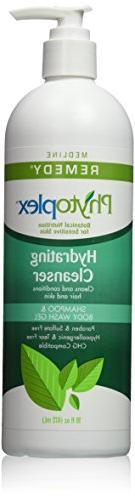 Medline Remedy with Phytoplex Hydrating Cleansing Gel, 16