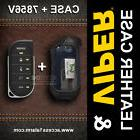 Viper 7656V 1-Way Remote Control Replacement Transmitter