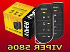 VIPER 5806V REMOTE START ALARM SYSTEM WITH DBALL 2 BYPASS