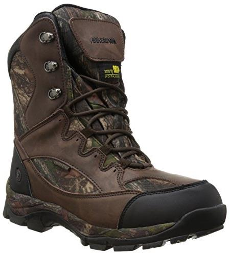 Northside Men's Renegade 400 Lace-Up Hunting Boot,Brown Camo