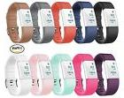 10 Pcs Replacement Band for Fitbit Charge 2 HR Soft Silicone