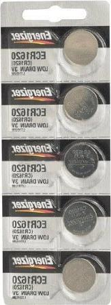 Replacement Batteries Energizer CR1620 for Cayeye, Sigma,