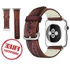 NEW Replacement Accessories Leather Strap Band for Apple Watch iWatch Sport 38mm
