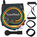 11 PCS Resistance Bands Set for Fitness Exercise Yoga