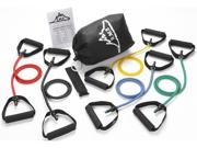 Black Mountain Products Resistance Bands w/ Door Anchor &