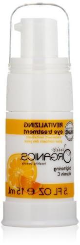 Juice Organics  Revitalizing Eye Treatment, 0.5-Ounces