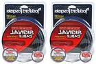 Rockford Fosgate RFI-20 RFI20 20 Foot Twisted Pair OFC Car