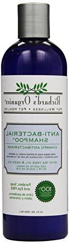 Richard's Organics Anti-Bacterial Shampoo for Dogs –