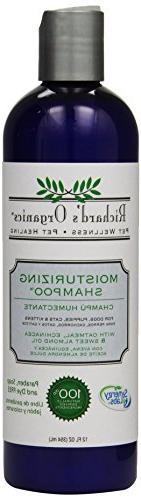 SynergyLabs Richard's Organics Moisturizing Shampoo, 12 fl.