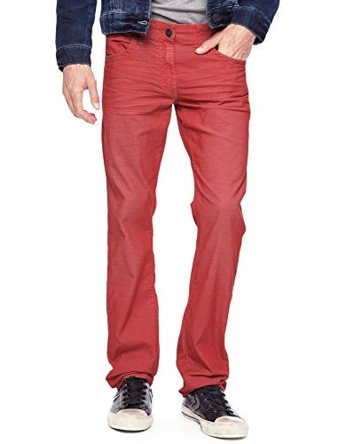 True Religion Men's Ricky Relaxed Straight Leg Pant, True