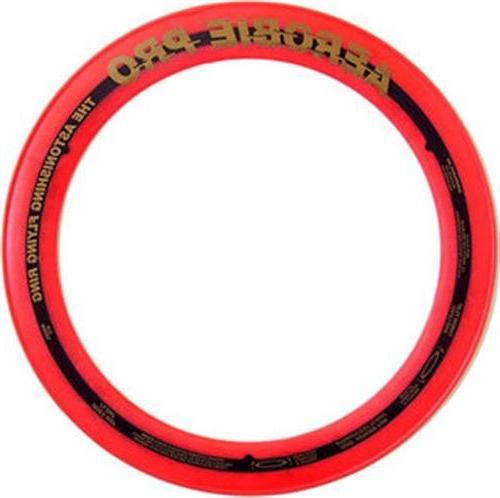 "Aerobie Pro Flying Ring, 13"" W, Orange"