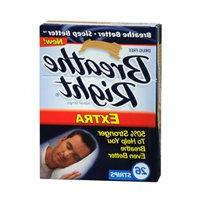 Breath Rite Strips 26ct Size 26ct Breathe Right Extra Nasal