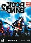 """""""ROCK BAND 2"""" BASS RECORDED VERSIONS W/TAB MUSIC BOOK FROM"""