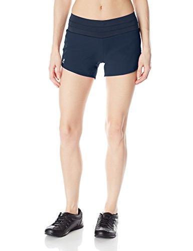Women's Roga Shorts, Pop, 4