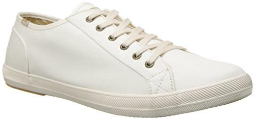 Keds Men's Roster LTT Seasonal White Sneaker,Off White,13 M