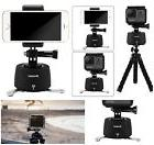 360° Rotating Time Lapse Stabilizer Tripod Adapter Pan for