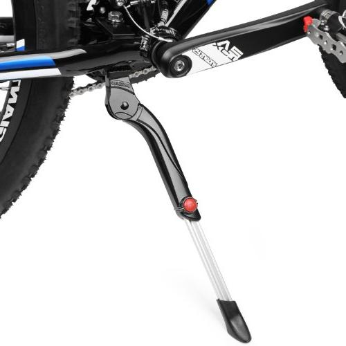BV Rugged Adjustable Kickstand for Heavier Bicycles with