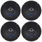"Rockville RXM64 6.5"" 300w 4 Ohm Mid-Range Drivers Car"