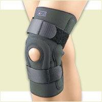 Safe-T-Sport Hinged Knee Brace, Neoprene -XXX Large