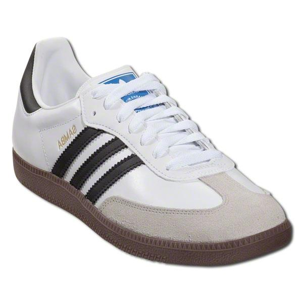 adidas Originals Samba - White/Black/Gum