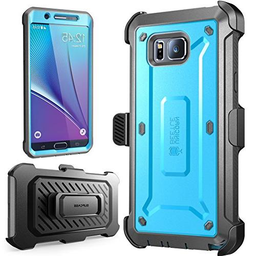 Samsung Galaxy Note 5 Case, SUPCASE  Belt Clip Holster Case