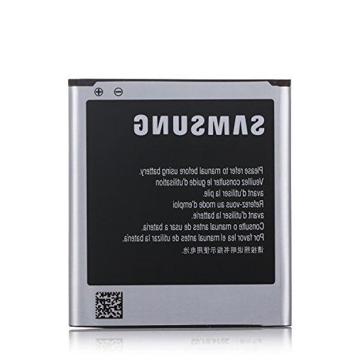 Samsung Original Genuine OEM Spare 2600 mAh Replacement