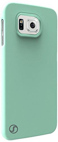 Samsung Galaxy S6 case, Nupro Lightweight Protective Snap-on