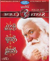 Disney The Santa Clause: 3-Movie Blu-ray Collection