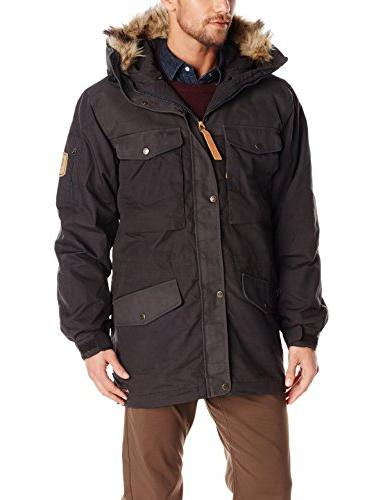 Fjallraven Mens Insulated Jackets Searchub