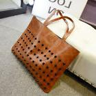 New Women Satchel Bag Fashion Tote Messenger Leather Purse