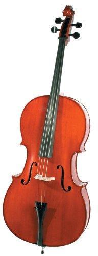 Cremona SC-175 Premier Student Cello Outfit - 1/2 Size