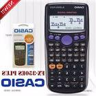 SCIENTIFIC CALCULATOR Casio FX-350ES PLUS 252 Functions Full