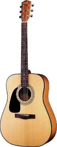 Squier® SD-6 Steel-string Acoustic Guitar - Natural