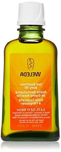Weleda Body Oil Sea Buckthorn - 3.4 Fl Oz
