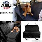 Seat Covers for Dogs Waterproof Protector Back Seat Pet