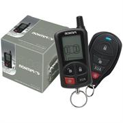 5305p Lcd 2-way Security & Remote-start System With .25-mile