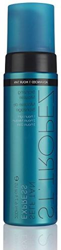 St. Tropez Self Tan Express Advanced Bronzing Mousse, 6.7 Fl
