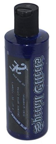 Special Effects Semi- Permanent Hair Dye Blue Mayhem 4 oz