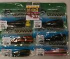"""Gary Yamamoto 5"""" Senko Variety Pack #1 , 6 Bags, 6 Different"""