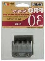 Wahl Pro Series #30 Fine Replacement Clipper Blade